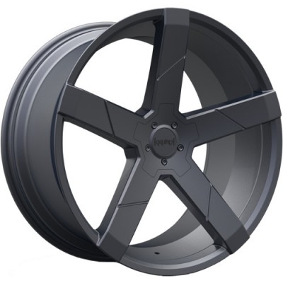 KRONIK GHOST Gun Metal wheel (22X8.5, 5x114.3, 73.1, 40 offset)