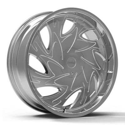 KRONIK TRYST Chrome wheel (20X8.5, 5x114.3/120, 73.1, 38 offset)