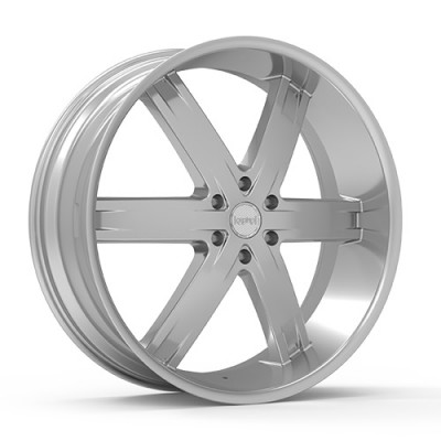 KRONIK ZERO Chrome wheel (26X9.5, 6x135, 100.3, 25 offset)
