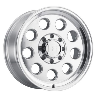 Level 8 Motorsports HAULER Polished wheel (15X6, 5x127, 88.5, 0 offset)