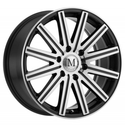 Mandrus STARK Gun Metal wheel (16X7, 6x130, 84.1, 52 offset)