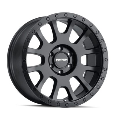 Mayhem SCOUT Matte Black wheel (17X8.5, 5x127, 78.1, 0 offset)