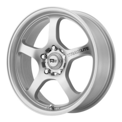 Motegi MR131 Silver wheel (17X7, 5x100, 72.6, 45 offset)