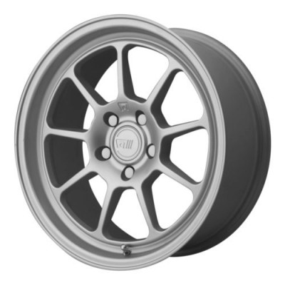 Motegi MR135 Hyper Silver wheel (18X9.5, 5x112, 72.60, 45 offset)