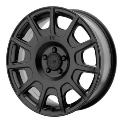 Motegi MR139 Satin Black wheel (15X7, 5x100, 72.60, 15 offset)