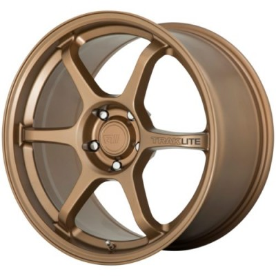 Motegi MR145 TRAKLITE 3.0 Matte Bronze wheel (18X8.5, 5x114.30, 72.6, 42 offset)