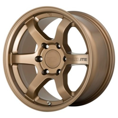 Motegi MR150 TRAILITE Matte Bronze wheel (17X8.5, 6x114.30, 66.1, 18 offset)