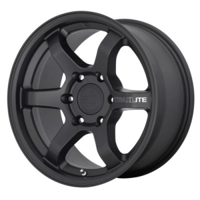 Motegi MR150 TRAILITE Satin Black wheel (17X8.5, 6x135.00, 87.1, 0 offset)