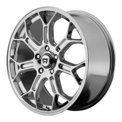 Motegi TECHNO MESH S Chrome Plated wheel (19X10, 5x120.65, 72.6, 79 offset)