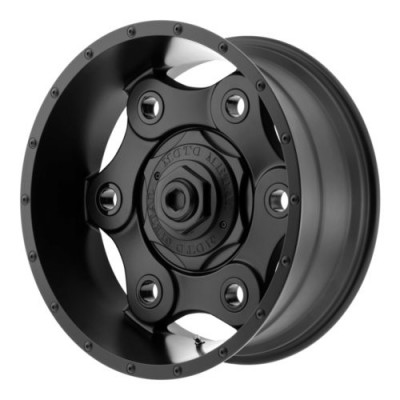Moto Metal LINK Satin Black wheel (20X12, 8x180, 124.2, -44 offset)
