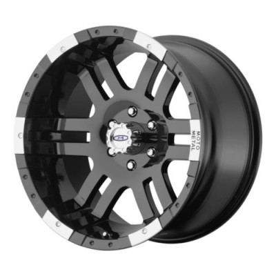 Moto Metal MO951 Gloss Black Machine wheel (20X10, 8x165.1, 130.81, -18 offset)
