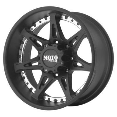 Moto Metal MO961 Satin Black wheel (18X9, 5x127, 78.3, 18 offset)