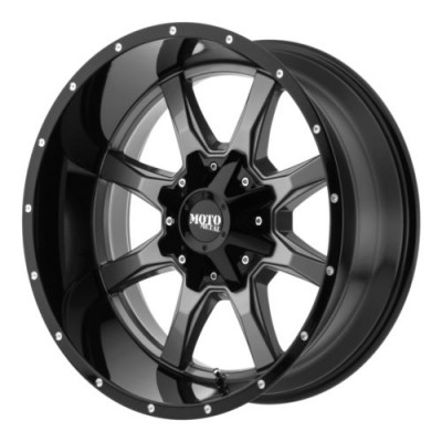 Moto Metal MO970 Gloss Black wheel (16X7, 5x160, 65.1, 42 offset)