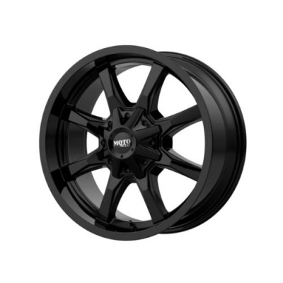 Moto Metal MO970 Gloss Black Diamond Cut wheel (17X8, 8x180, 124.2, 0 offset)