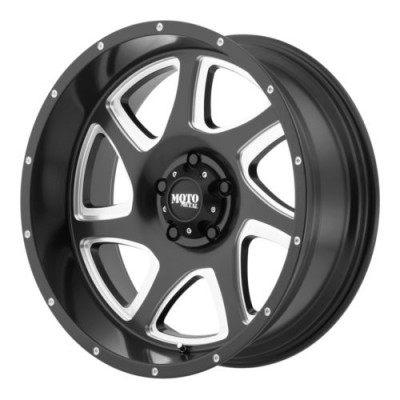 Moto Metal MO976 Machine Black wheel (18X9, 6x139.7, 106.25, -12 offset)