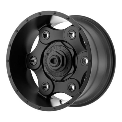Moto Metal MO977 LINK Satin Black wheel (20X12, 8x180, 124.20, -44 offset)