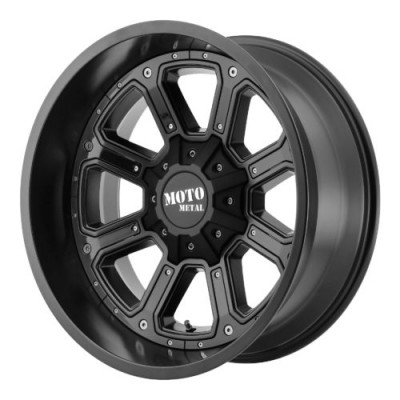 Moto Metal MO984 SHIFT Matte Black wheel (20X10, 5x127/139.7, 78.30, -24 offset)
