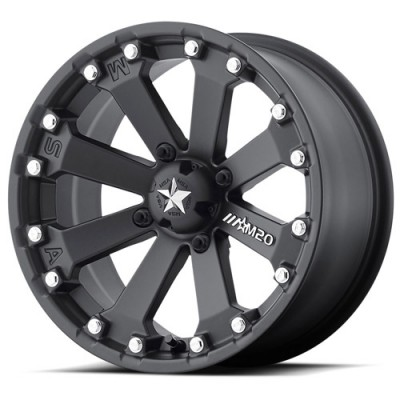 MSA Offroad Wheels M20 KORE Satin Black wheel (16X7, 4x137, 112.00, 0 offset)