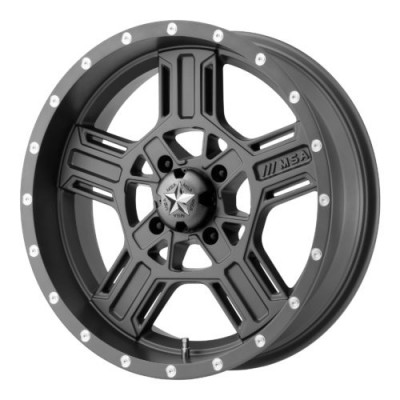 MSA Offroad Wheels M32 AXE Matt Anthracite wheel (15X7, 4x110, 86.00, 0 offset)