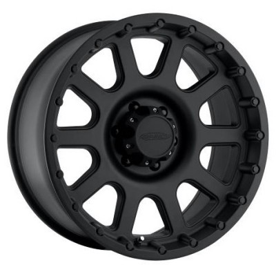 Pro Comp Series 32 Matte Black wheel (17X9, 5x127, 130.1, -6 offset)