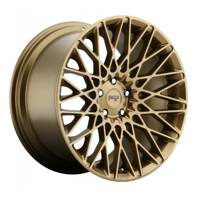 NICHE Citrine M155 Bronze wheel (18X8, 5x120, 72.6, 40 offset)
