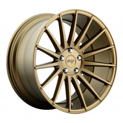 NICHE Form M158 Bronze wheel (19X8.5, 5x114.3, 72.6, 35 offset)