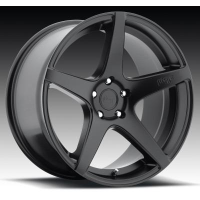NICHE GT 5 M133 Matte Black wheel (20X10, 5x120, 74.1, 20 offset)