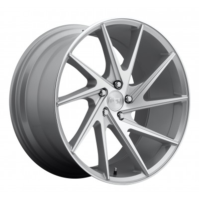 NICHE Invert M162 Machine Silver wheel (20X10.5, 5x120, 72.6, 35 offset)