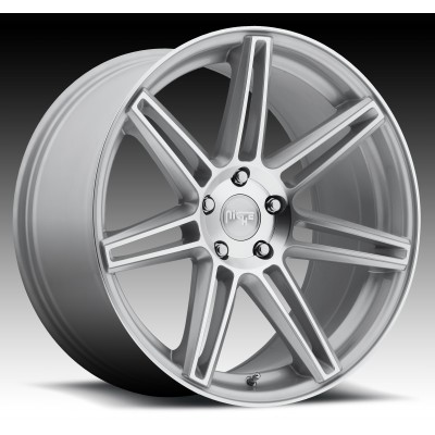 NICHE Lucerne M142 Machine Silver wheel (20X10, 5x112, 66.6, 40 offset)