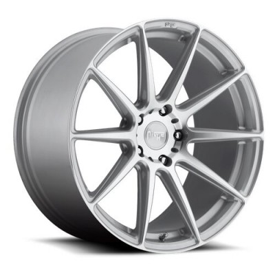 NICHE M146 ESSEN Machine Silver wheel (19X8.5, 5x112, 66.5, 42 offset)