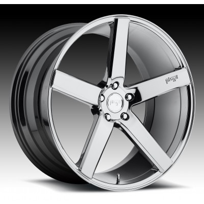 NICHE Milan M136 Chrome wheel (19X9.5, 5x114.3, 72.6, 35 offset)