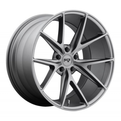 NICHE Misano M116 Grey wheel (18X8, 5x115, 71.8, 40 offset)