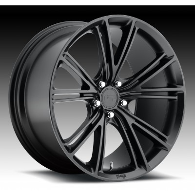 NICHE Ritz M144 Matte Black wheel (19X8.5, 5x120, 72.6, 35 offset)