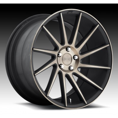 NICHE Surge M114 Machine Black wheel (19X10, 5x120, 72.6, 40 offset)