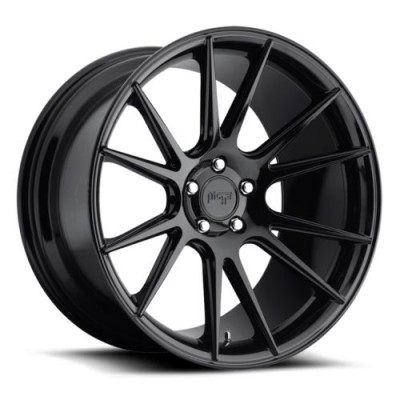 NICHE Vicenza M152 Gloss Black wheel (20X10, 5x120, 72.6, 40 offset)