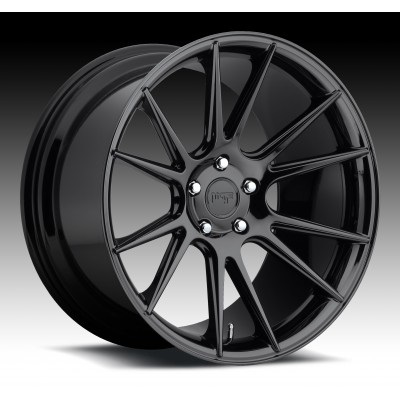 NICHE Vicenza M154 Black wheel (20X10.5, 5x120, 72.6, 20 offset)