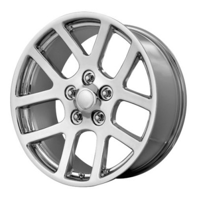 OE Creations PR107 Chrome wheel (22X9, 5x115, 71.50, 18 offset)