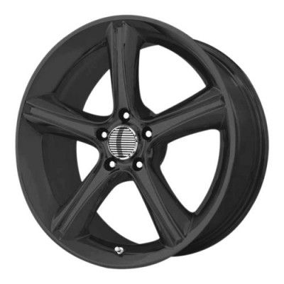 OE Creations PR109 Gloss Black wheel (18X10, 5x114.3, 70.60, 45 offset)