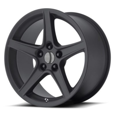 OE Creations PR110 Matte Black wheel (18X10, 5x114.3, 70.60, 45 offset)