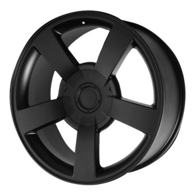 OE Creations PR112 Matte Black wheel (20X8.5, 6x139.7, 78.30, 22 offset)