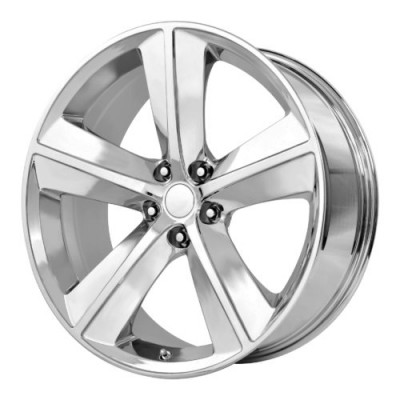OE Creations PR123 Chrome wheel (20X9, 5x115, 71.50, 20 offset)