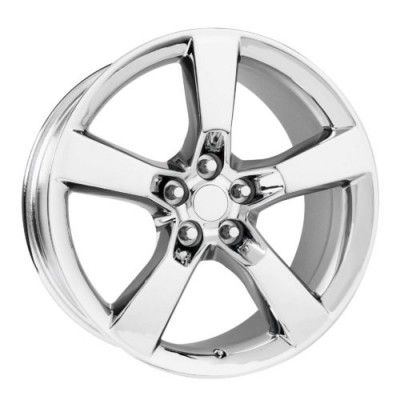 OE Creations PR125 Chrome wheel (20X9, 5x120, 67.00, 40 offset)