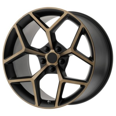 OE Creations PR126 Bronze wheel (20X10, 5x120, 67, 35 offset)