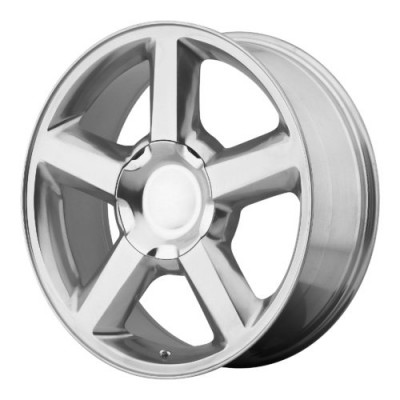 OE Creations PR131 Polished wheel (20X8.5, 6x139.7, 78.30, 31 offset)