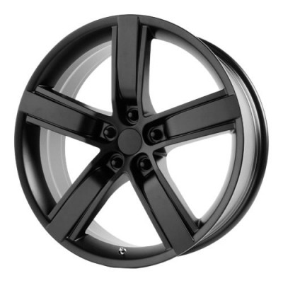 OE Creations PR134 Matte Black wheel (20X8, 5x120, 67.00, 29 offset)