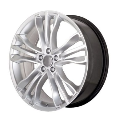 OE Creations PR142 Hyper Silver wheel (19X8.5, 5x112, 66.60, 32 offset)