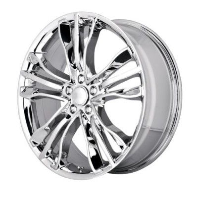 OE Creations PR142 Chrome wheel (19X8.5, 5x112, 66.60, 32 offset)