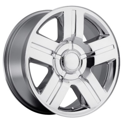 OE Creations PR147 Chrome wheel (26X10, 6x139.7, 78.30, 31 offset)