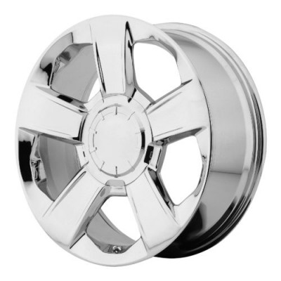 OE Creations PR152 Chrome wheel (20X8.5, 6x139.7, 78.30, 31 offset)