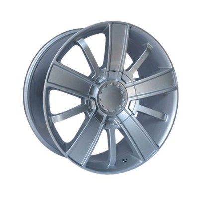 OE Creations PR153 Silver wheel (20X9, 6x139.7, 78.30, 27 offset)